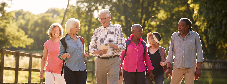 Senior Outdoor Excursion